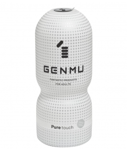Genmu-Pure Touch - мастурбатор, 15,8х6,7 см